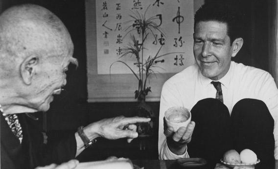 Dhamma of John Cage